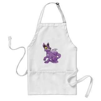 Lupe Purple Standard Apron
