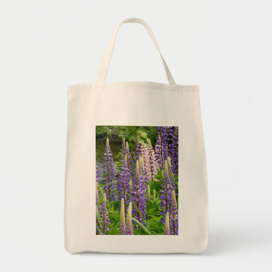 Lupine Grocery Tote