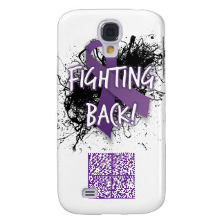 Lupus Awareness Bar Codes for Mobile Phones Galaxy S4 Case