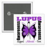 Lupus Awareness Butterfly Pins