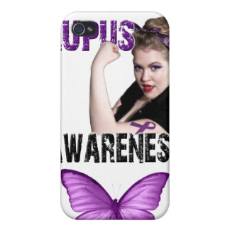 Lupus Awareness Cases For iPhone 4