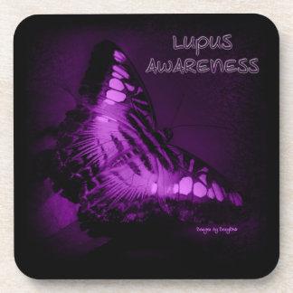 Lupus Awareness Coasters