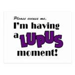 Lupus Awareness Postcard