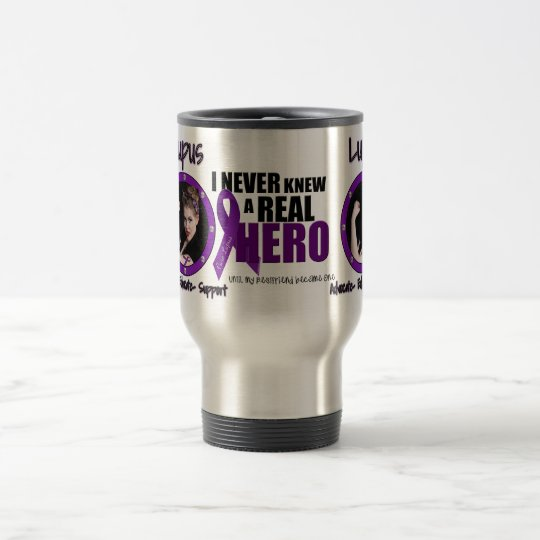 Lupus, Best Friend Advocate-Educate-Support Travel Mug