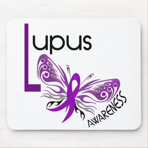 Lupus BUTTERFLY 3.1 Mouse Pad