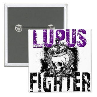 Lupus Fighter with Skull Buttons