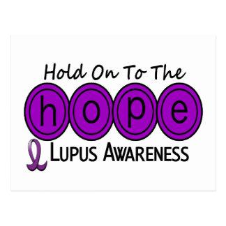 Lupus HOPE 6 Postcard