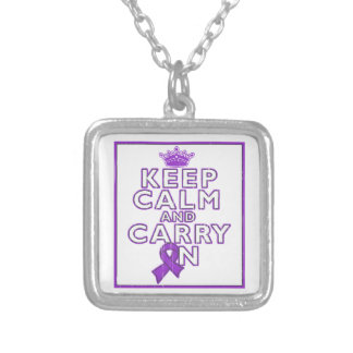 Lupus Keep Calm and Carry ON Pendants