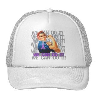 Lupus Rosie WE CAN DO IT Trucker Hat