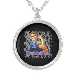 Lupus Rosie WE CAN DO IT Custom Necklace