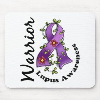 Lupus Warrior 15 Mousepad