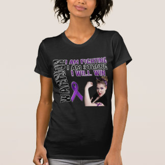 Lupus Warrior... I am Fighting T-Shirt