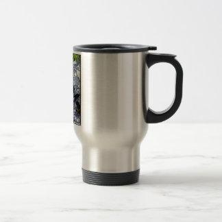 Lupus Warrior Travel Mug Coffee Mug