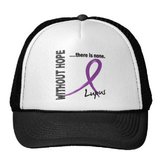 Lupus Without Hope 1 Hats