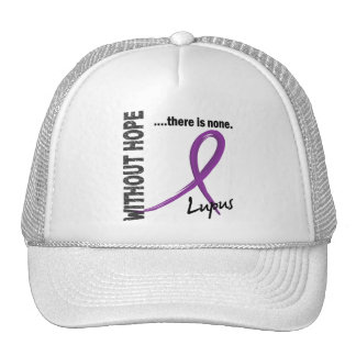Lupus Without Hope 1 Trucker Hats