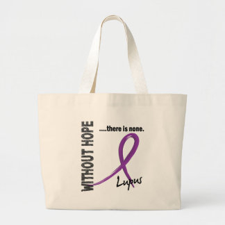 Lupus Without Hope 1 Jumbo Tote Bag