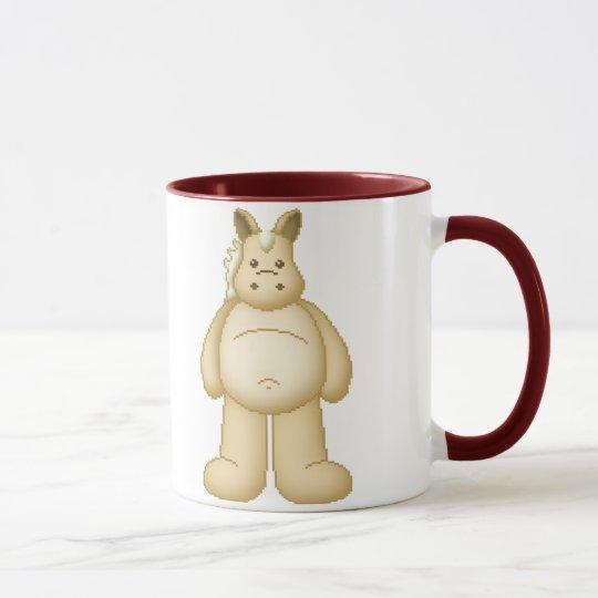 Lura's Critter Plump Horse Mug