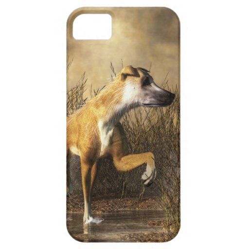 Lurcher iPhone 5 Covers