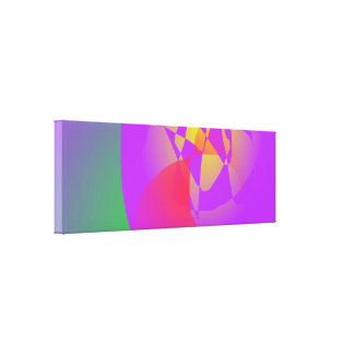 Lured into Space Gallery Wrapped Canvas