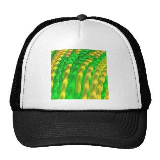 lurid neon mesh hats
