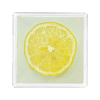 Luscious Lemon 4Lena Acrylic Tray
