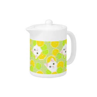 Luscious Lemonade Kitty Cat Sunny, Cheerful, Cute!