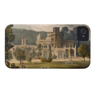 Luscombe Castle, Devon (colour litho) iPhone 4 Case-Mate Cases
