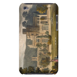 Luscombe Castle, Devon (colour litho) iPod Touch Cases