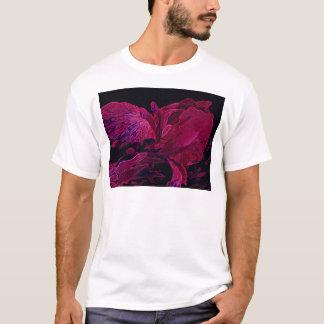 Lush Iris Deep Red Glow T-Shirt