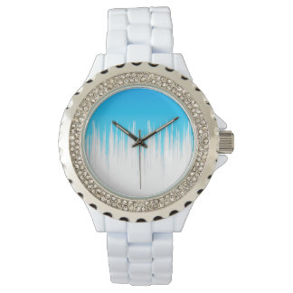 Lush (sky blue) watch
