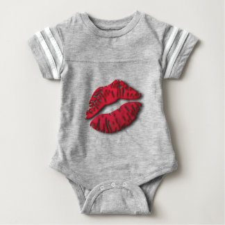 Lushious Lips Baby Bodysuit