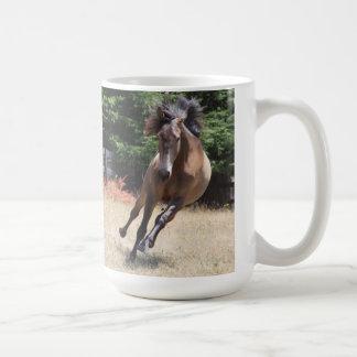 Lusitano Horse at Liberty Coffee Mug