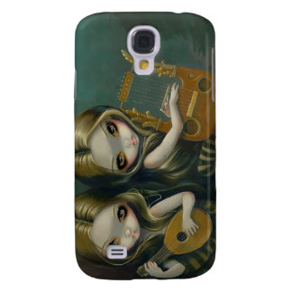 """""""Lute and Lyre"""" iPhone 3 Case"""