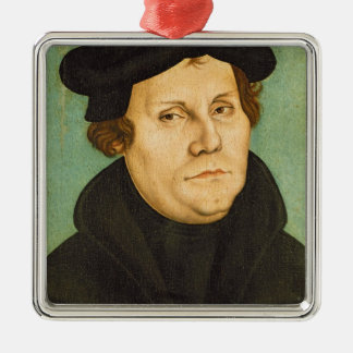 Luther as Professor, 1529 Christmas Ornament