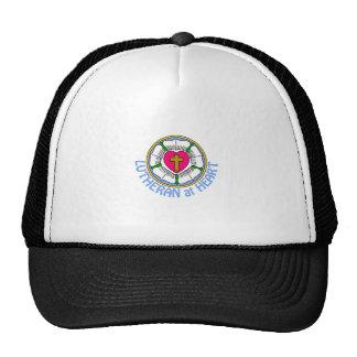 Lutheran At Heart Cap