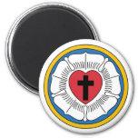 Lutheran Magnet1 Fridge Magnets