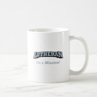 Lutheran on Mission Mugs