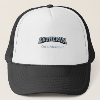 Lutheran on Mission Trucker Hat