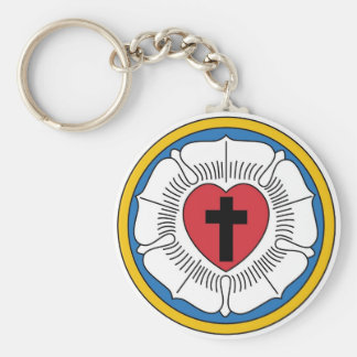 Luther's Seal Key Ring