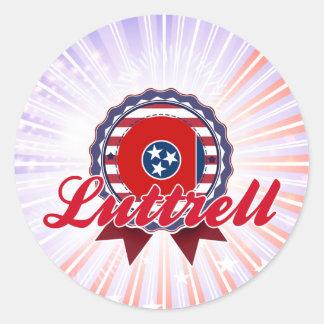 Luttrell, TN Stickers
