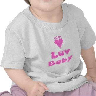 Luv Baby Angel Heart Tee Shirt
