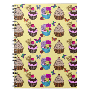 Luv Cupcakes Notebook