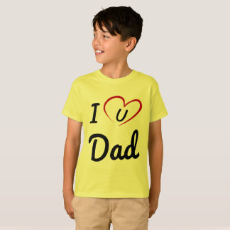 luv dad T-Shirt