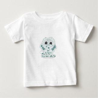 Luv is Like Marshmallows Dgital Art Baby T-Shirt