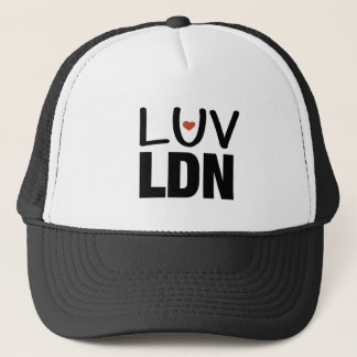 LUV LDN TRUCKER HAT