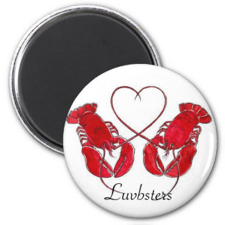 Luvbsters Magnet