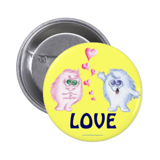 LuvPuffs LOVE Button