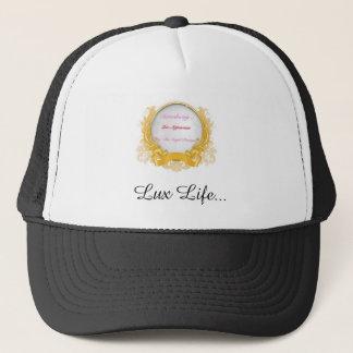 Lux Appearanz brand head wear. Trucker Hat