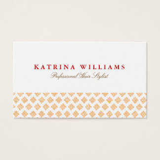 Luxe Blossoms Business Cards (More Colors)