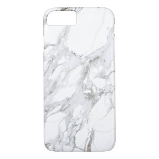 Luxe White Marble iPhone 8/7 Case